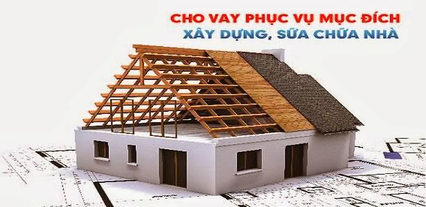 Những điều nên cân nhắc khi vay tiền xây nhà