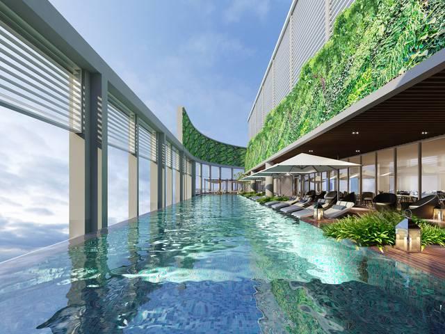 Tiện ích nội khu của Luxury Apartment đạt chuẩn quốc tế