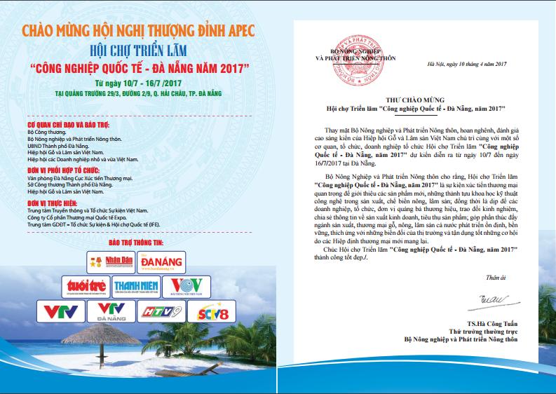 Hội chợ Triển lãm Công nghiệp Quốc tế – Đà Nẵng Năm 2017