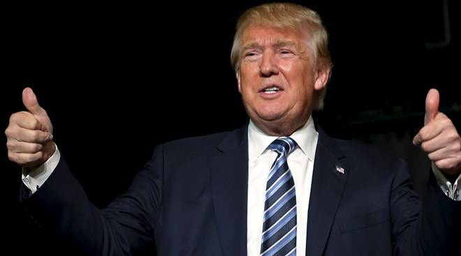 Donald Trump được mời tới Crimea  nếu đắc cử Tổng thống Mỹ