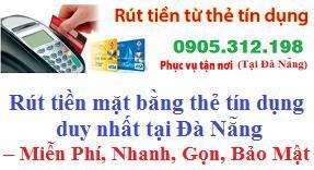 Hướng dẫn Rút tiền mặt bằng thẻ tín dụng