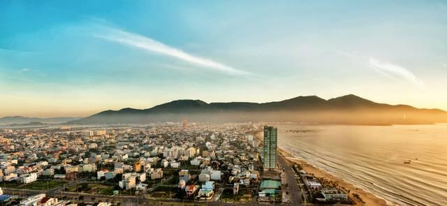Bất động sản ven biển Đà Nẵng ngày càng thu hút giới đầu tư